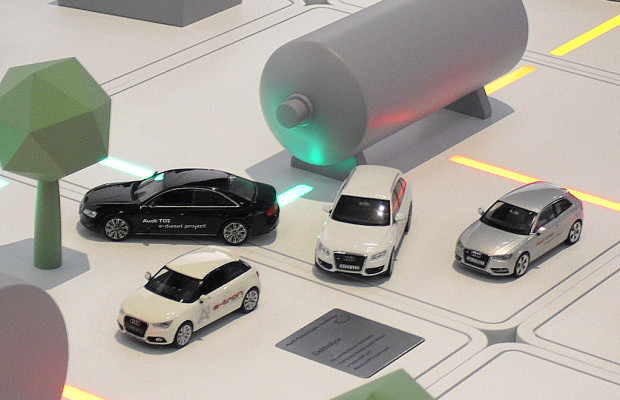 Audi mit e-Projekten auf dem Weg zu Kohlendioxid-neutraler Mobilität