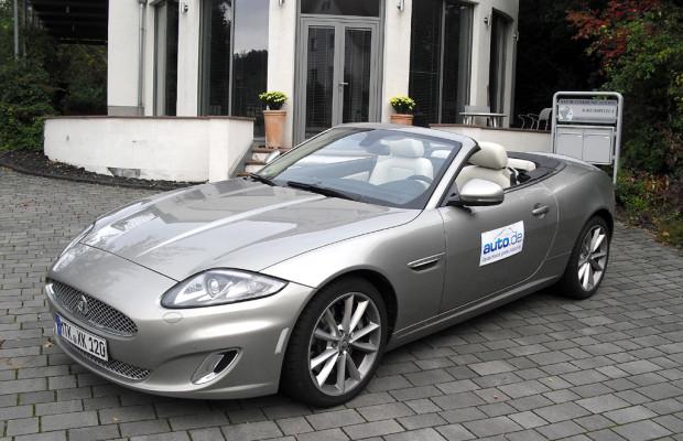 Auto im Alltag: Jaguar XK Cabrio
