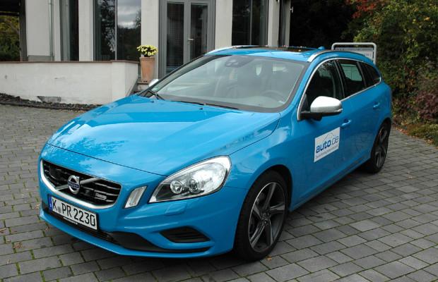 Auto im Alltag: Volvo V60
