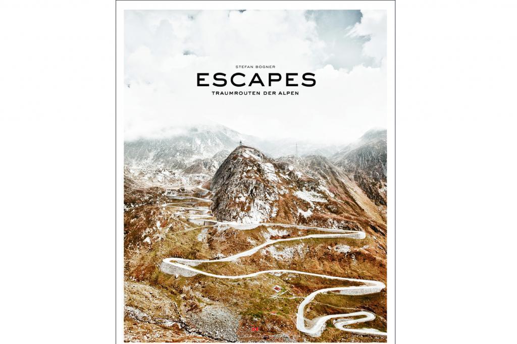 Buchbesprechung: Escapes – Traumrouten der Alpen - Visionen einer fernen Welt