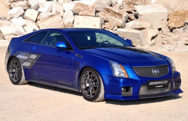 Cadillac CTS-V Tuning - Ein Ami im Temporausch