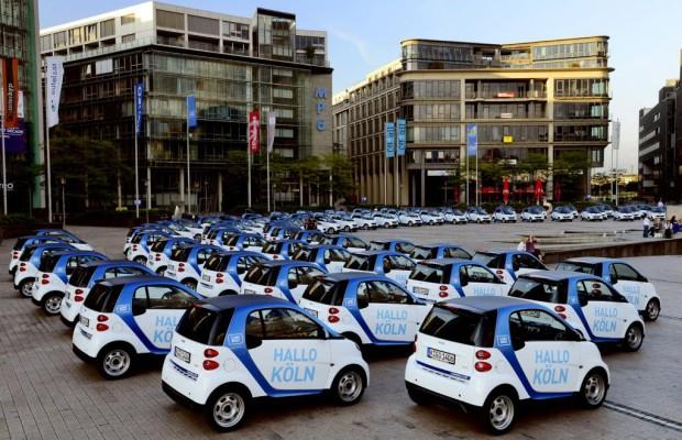 Carsharing kann pro Jahr 1 000 Euro einsparen