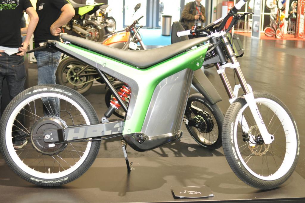 Das neue E-Bike HR-3 soll nächstes Jahr auf den Markt kommen