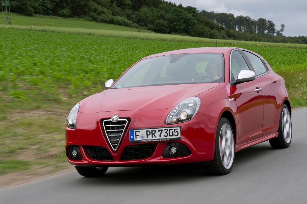 Der Name zergeht dem gemeinen Teutonen auf der Zunge: Alfa Romeo Giulietta