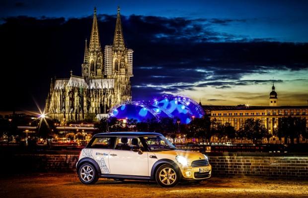 Drive Now startet in Köln