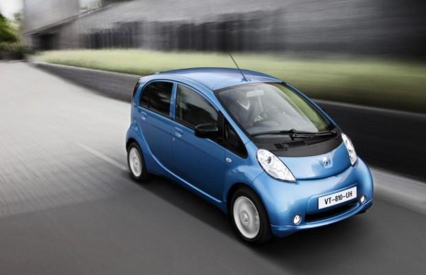 Elektromobil-Verbrauch - Zwei-Liter-Autos mit Batterie