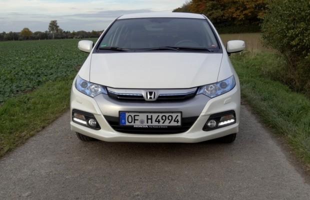 Fahrbericht Honda Insight: Stark in der Stadt