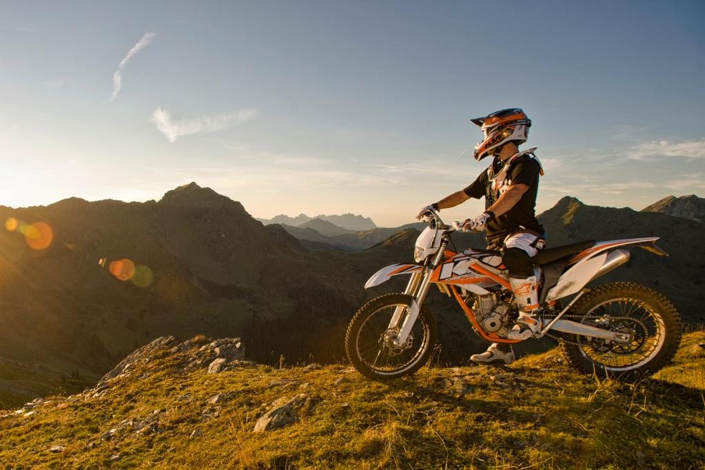 Fahrbericht: KTM Freeride 350