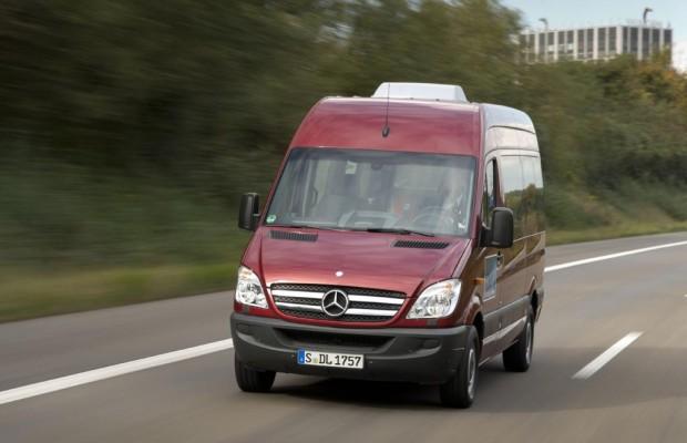 Fahrbericht: Mercedes Sprinter mit 7G-Tronic - Sieben auf einen Streich