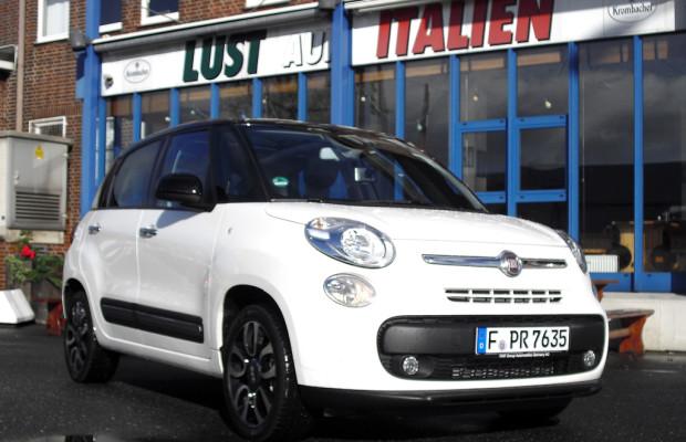 Fiat baut 500er-Reihe aus: Nach dem L noch Siebensitzer, Trekking und Cross