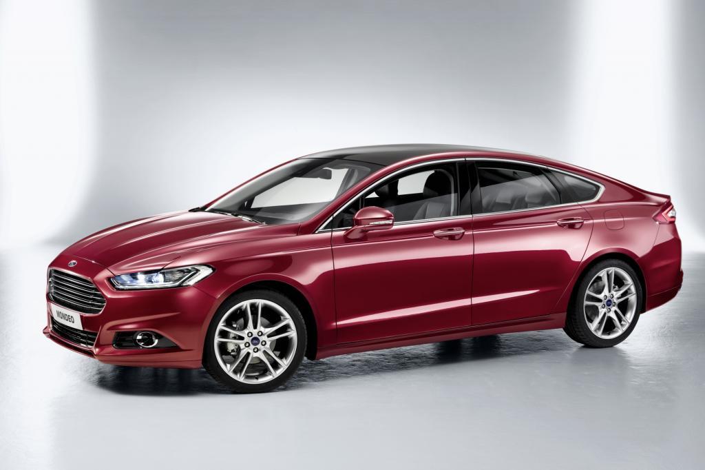 Ford legt einen neuen Mondeo auf