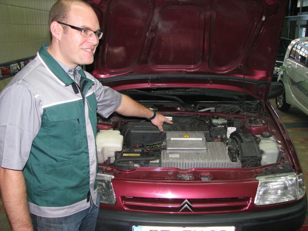 Forschungsprojekt sucht ältere Elektroautos