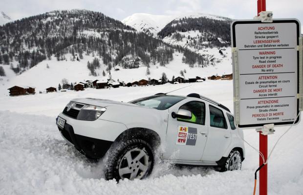 GTÜ prüft Winterreifen: Neues Reifenlabel widerspricht Testkriterien
