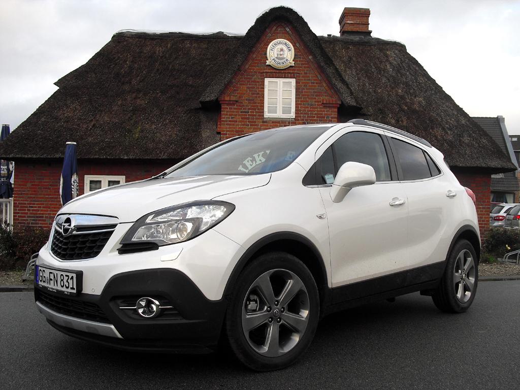 Geschmack getroffen: Opel hat neuen Klein-SUV Mokka am Start