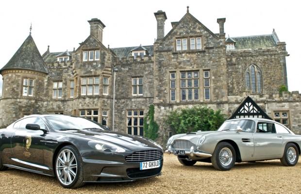 Gewinnspiel: 50 Jahre James Bond – Die Dienstwagen von 007