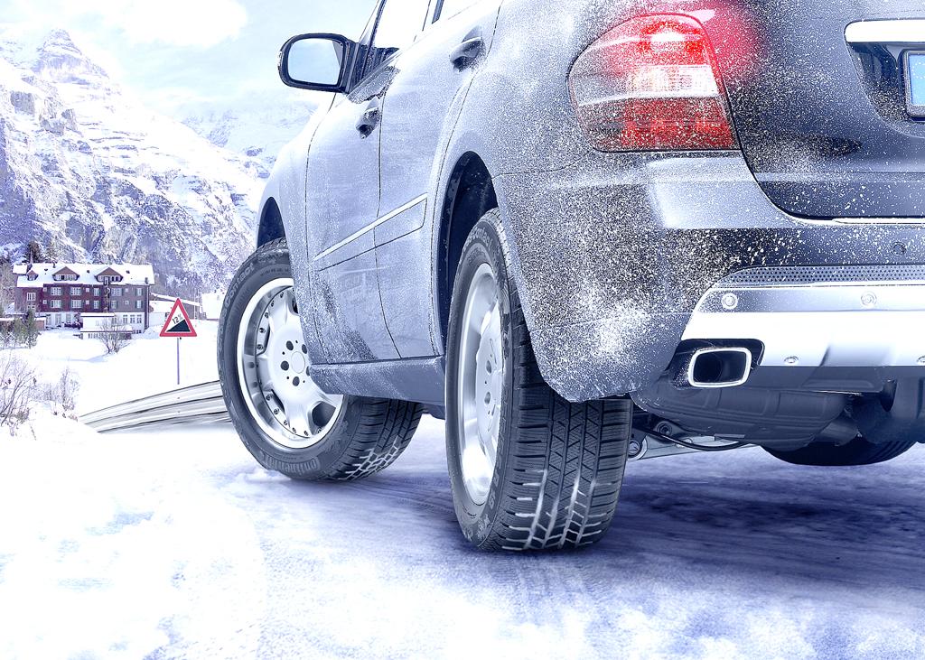 Hersteller wie Continental plädieren weiter für Schneeflocken-Symbol auf Winterreifen