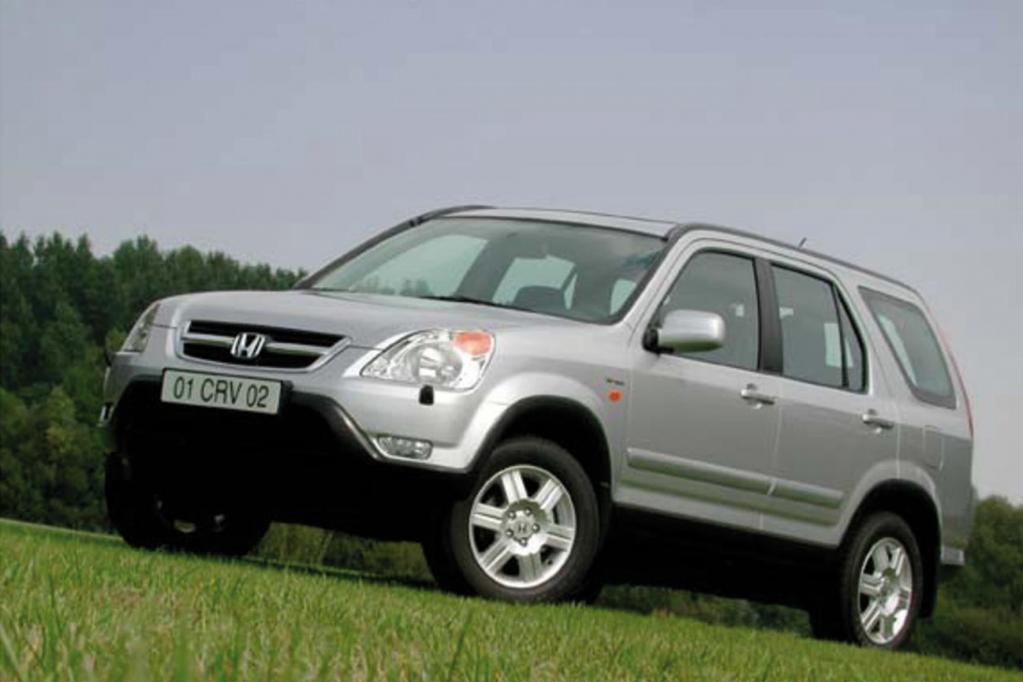 Honda ruft eine halbe Million CR-V zurück