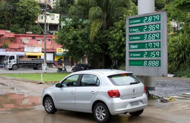 In Brasilien fährt VW mit Ethanol statt Diesel.