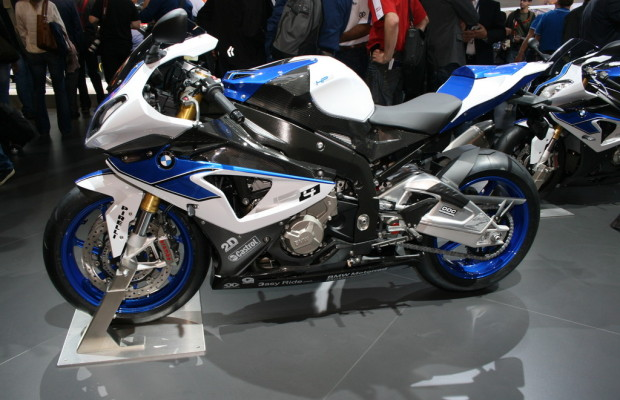 Intermot 2012: BMW HP4 kostet 20 500 Euro