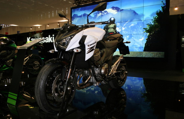 Intermot 2012: Kawasaki schlägt neues Z-Kapitel auf