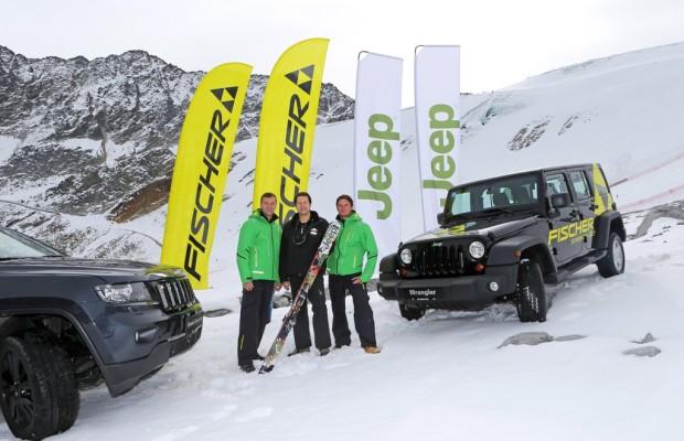 Jeep kooperiert mit Fischer Sports