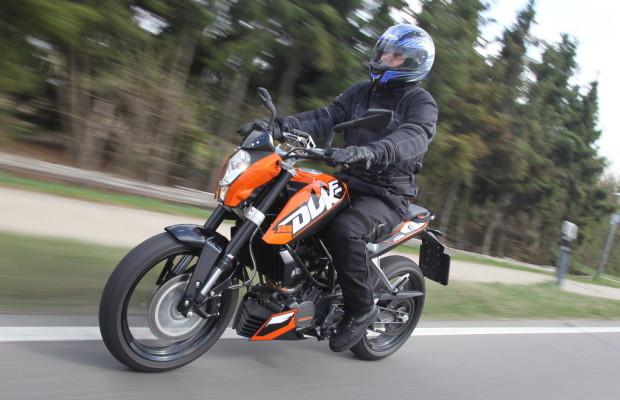 KTM verkaufte über 19 000 Motorräder mehr