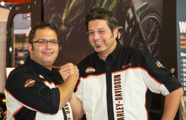 Klumpp Marketing Director bei Harley