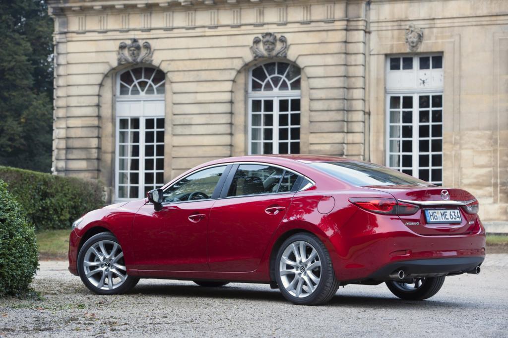 Kodo nennt Mazda-Chefdesigner Akira Tamatani die Formensprache des neuen Sechsers. Zu übersetzen wäre der japanische Begriff fre