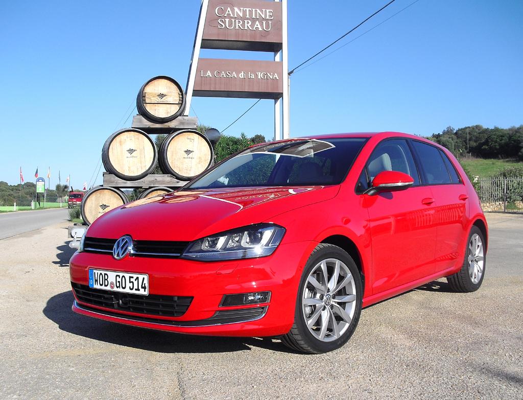 Kompakter Maßstab: VW hat neuen Golf ab Mitte November bei Händlern