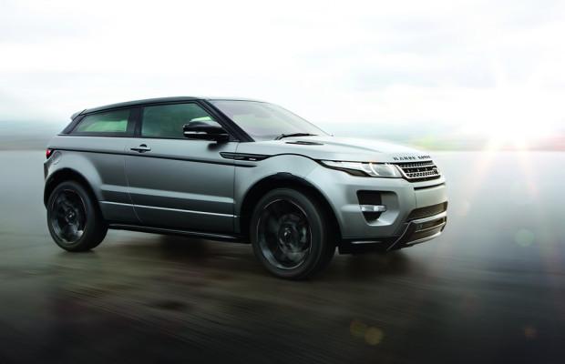 Land Rover steigert Neuzulassungen um  81 Prozent