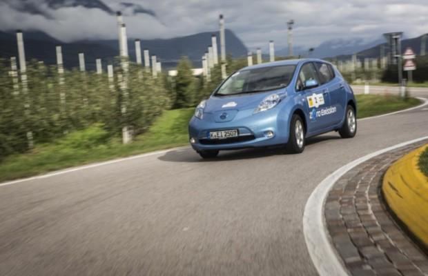 Lautlos über die Berge - Südtirol wirbt mit einer Rallye für Elektromobilität