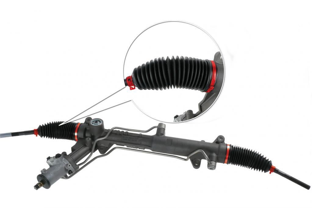 Lenkgetriebe: Bei Reparaturen auf zertifizierte Qualität achten