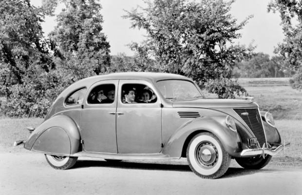 Lincoln: Fords schöne unbekannte Tochter