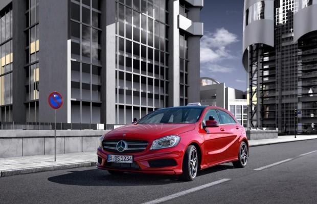 Mercedes A-Klasse als Fahrschulmodell