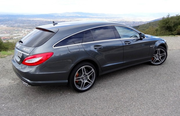 Mercedes-Benz CLS Shooting Brake ab 6. Oktober beim Händler