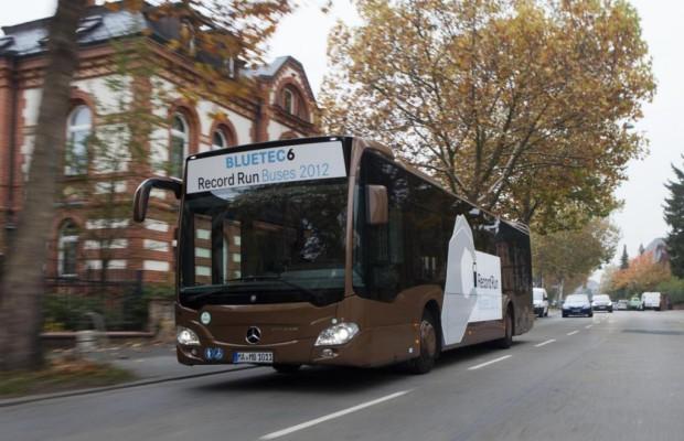 Mercedes Busse - Sparsam und schadstoffarm