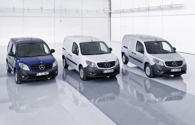 Mercedes Citan-Branchenmodelle erst ab Frühjahr 2013