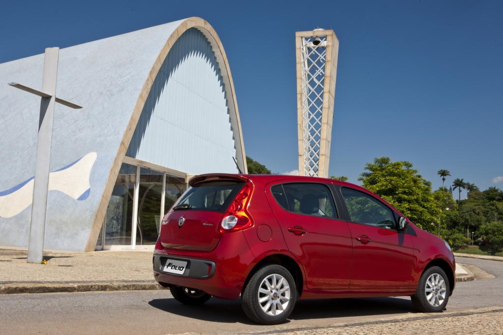 Mit dem Palio will Fiat Auto-Einsteiger locken