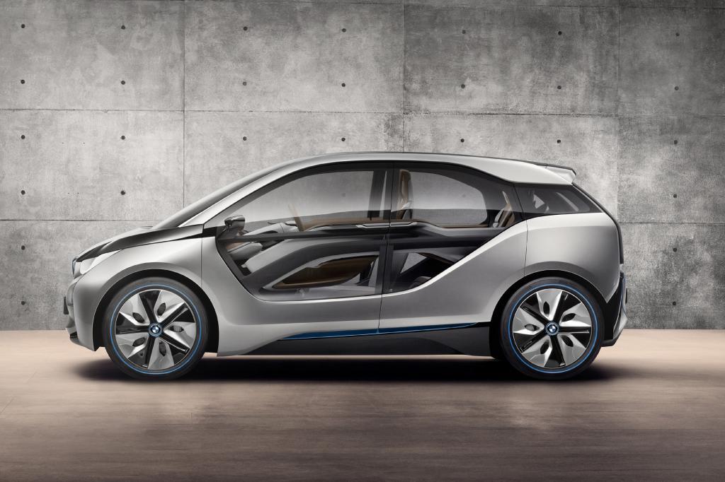 Mit dem i3 steigt BMW ins Elektrozeitalter ein