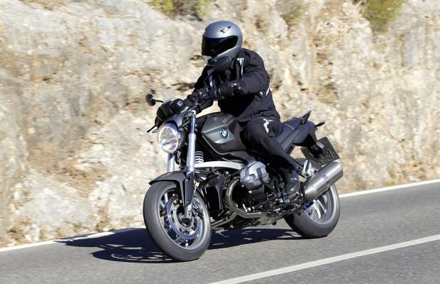 Motorradmarkt gibt leicht nach