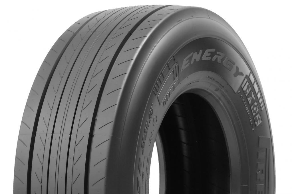 Neuer Lkw-Reifen von Pirelli