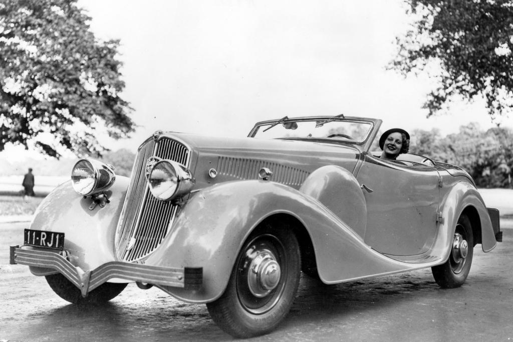 Peugeot 301 Eclipse ab 1933