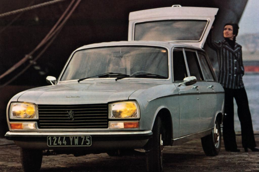 Peugeot 304 Break ab 1969