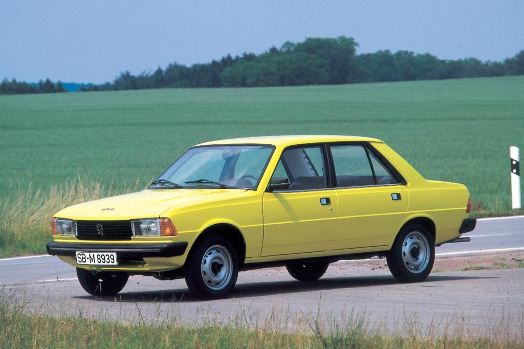 Peugeot 305 ab 1977