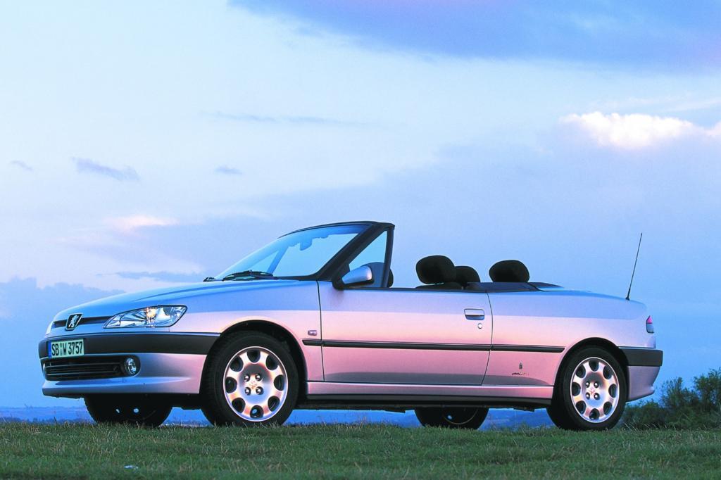 Peugeot 306 Cabriolet 1999
