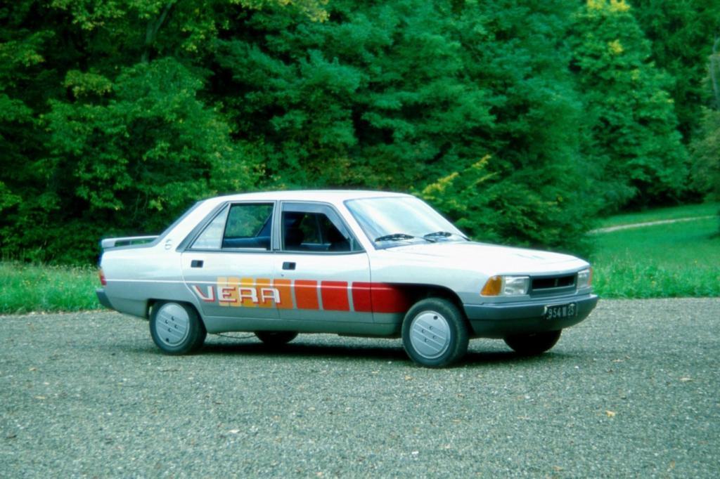 Peugeot Vera Concept auf Basis 305 Jahr 1980
