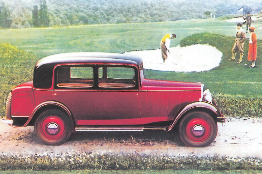 Peugeot führte vor 80 Jahren den ersten Typ 301 als Vorreiter kompakter Familienfahrzeuge ein