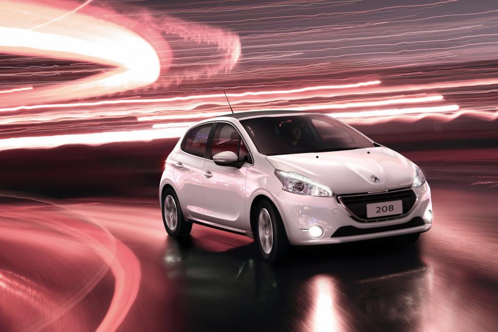 Peugeot stellt den 208 für Brasilien vor