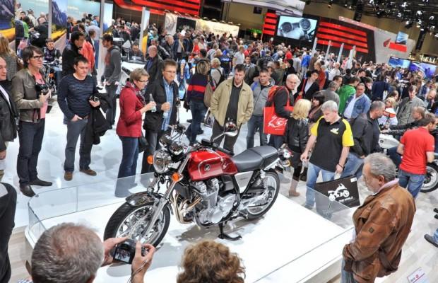Positive Bilanz zur Motorradmesse Intermot