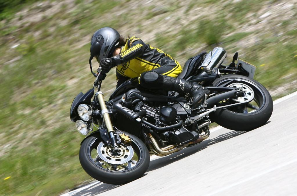 Rückruf für Triumph-Motorräder